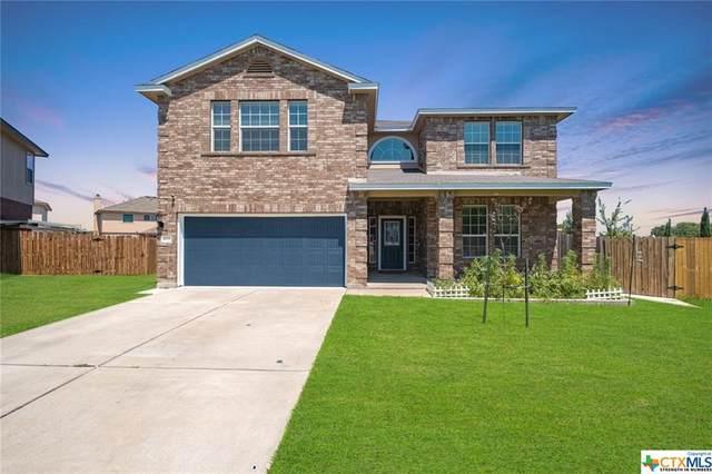 4809 Williamette Lane, Killeen, TX 76549 (#418953) :: First Texas Brokerage Company