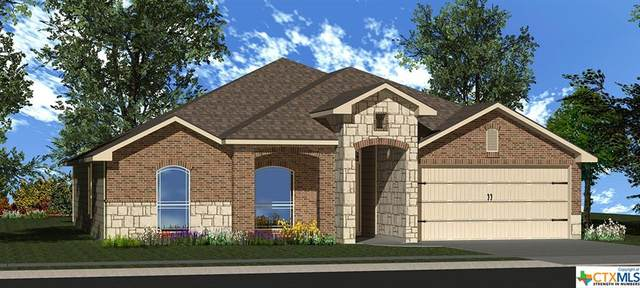 1805 Bee Creek Loop, Copperas Cove, TX 76522 (MLS #418957) :: The Zaplac Group