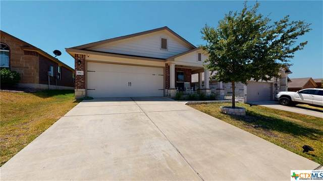 9513 Fratelli Court, Killeen, TX 76542 (MLS #418973) :: The Real Estate Home Team