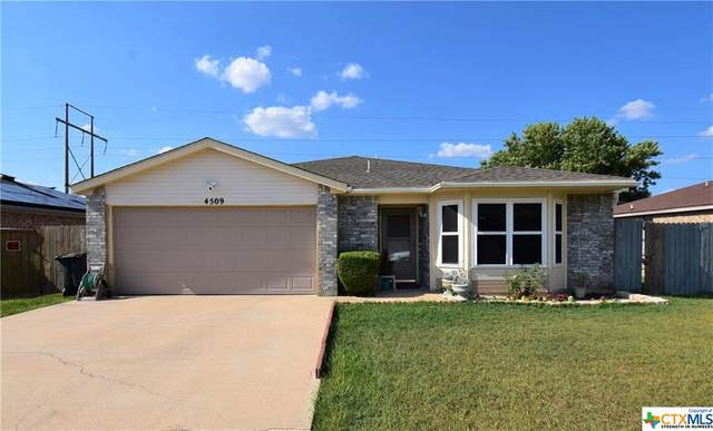 4509 Mustang Drive, Killeen, TX 76549 (#418977) :: All City Real Estate