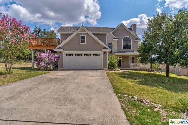 104 W Sierra Circle, San Marcos, TX 78666 (MLS #418995) :: Brautigan Realty