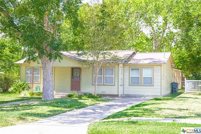 213 W 9th Street, Shiner, TX 77984 (MLS #419021) :: The Zaplac Group