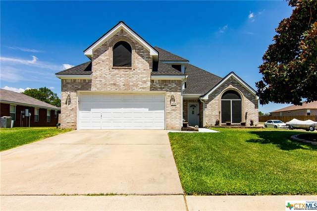 5615 Montrose Drive, Killeen, TX 76542 (MLS #419026) :: The Real Estate Home Team