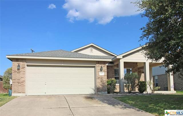 917 Mustang Trail, Harker Heights, TX 76548 (MLS #419032) :: The Zaplac Group