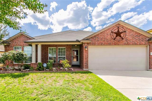 1104 Sugar Brook Drive, Temple, TX 76502 (MLS #419041) :: The Real Estate Home Team