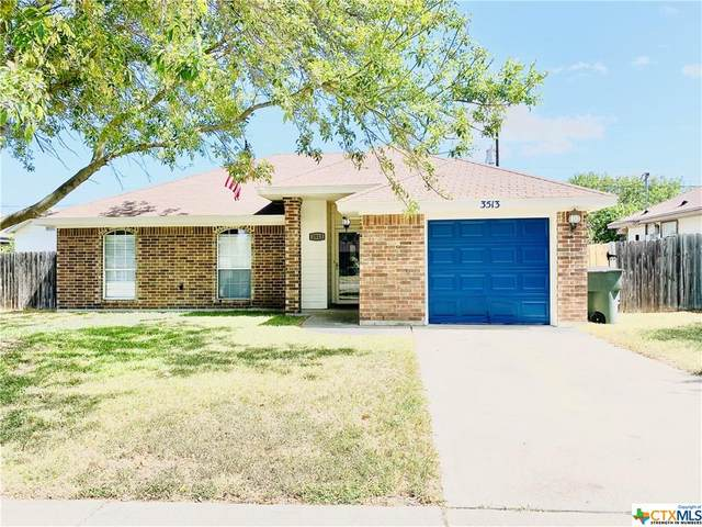 3513 Crescent Drive, Killeen, TX 76543 (MLS #419103) :: The Zaplac Group