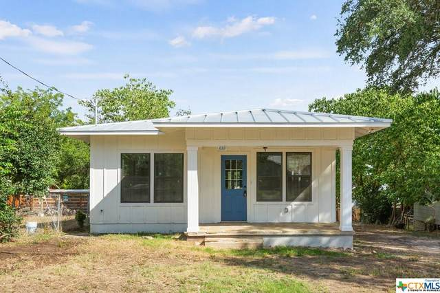 639 E South Street, New Braunfels, TX 78130 (MLS #419132) :: Kopecky Group at RE/MAX Land & Homes