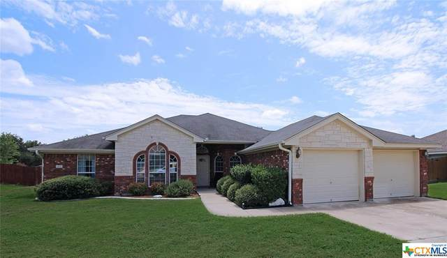 402 Wrought Iron Drive, Harker Heights, TX 76548 (#419159) :: 10X Agent Real Estate Team