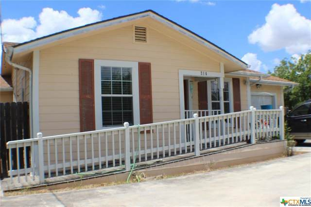 216 S King Street, Seguin, TX 78155 (#419205) :: First Texas Brokerage Company