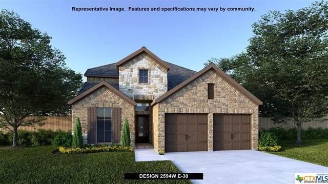 714 Blue Oak Boulevard, San Marcos, TX 78666 (MLS #419212) :: The Zaplac Group