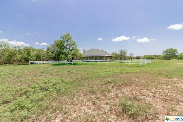 2276 Hotz Road, Cuero, TX 77954 (MLS #419215) :: RE/MAX Land & Homes