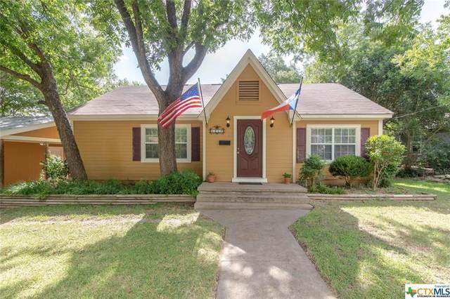 1217 N Wall Street, Belton, TX 76513 (MLS #419219) :: Brautigan Realty