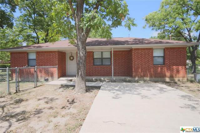 1114 W Avenue C, Temple, TX 76504 (MLS #419244) :: The Real Estate Home Team