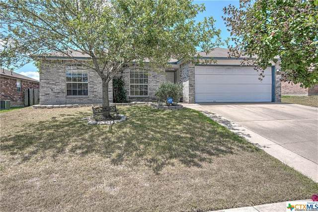 3504 Bugle Drive, Killeen, TX 76543 (MLS #419245) :: The Real Estate Home Team
