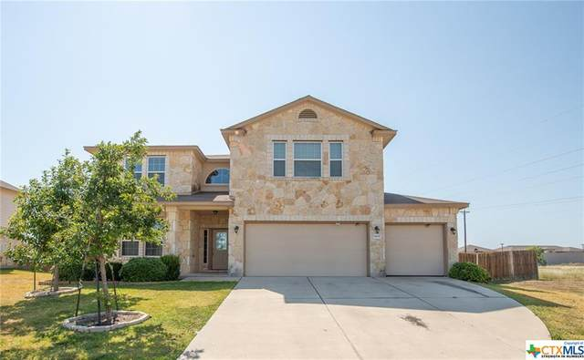 2809 Black Orchid Drive, Killeen, TX 76549 (MLS #419248) :: The Myles Group