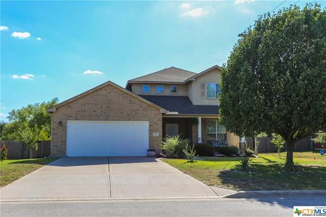 521 Cattail Circle, Harker Heights, TX 76548 (MLS #419317) :: Brautigan Realty
