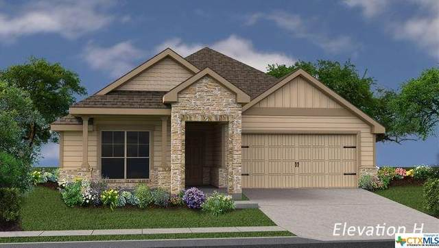 1821 Bee Creek Loop, Copperas Cove, TX 76522 (MLS #419320) :: The Zaplac Group