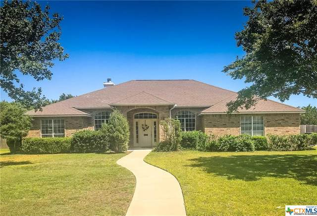 305 Bellwood Drive, Belton, TX 76513 (MLS #419360) :: Brautigan Realty