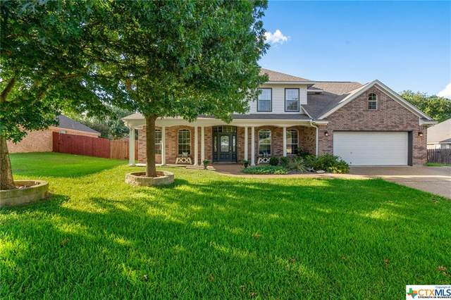 4012 Creekview Trail, Temple, TX 76504 (#419368) :: 10X Agent Real Estate Team