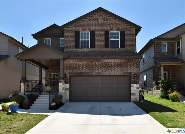 117 Vantage Point, San Marcos, TX 78666 (MLS #419400) :: The Real Estate Home Team