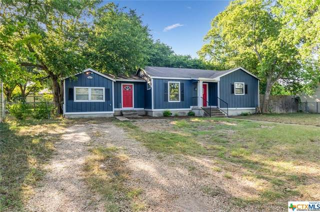 1917 S 57th Street, Temple, TX 76504 (MLS #419454) :: The Zaplac Group