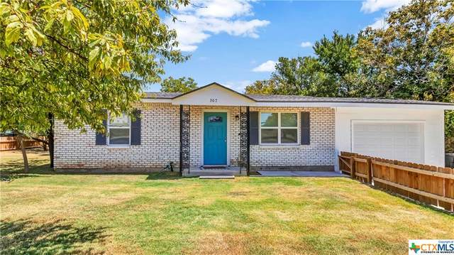 307 N Hackberry Street, Lampasas, TX 76550 (MLS #419531) :: The Zaplac Group