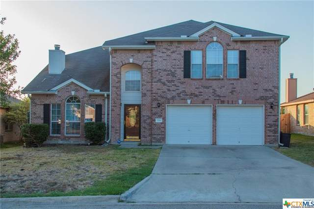 204 Tepee Drive, Harker Heights, TX 76548 (MLS #419583) :: The Zaplac Group