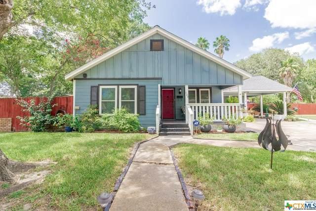 604 W Brackenridge Street, Edna, TX 77957 (MLS #419679) :: Kopecky Group at RE/MAX Land & Homes