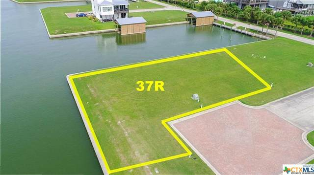 37R Cardita Drive, Port O'Connor, TX 77982 (MLS #419680) :: The Zaplac Group