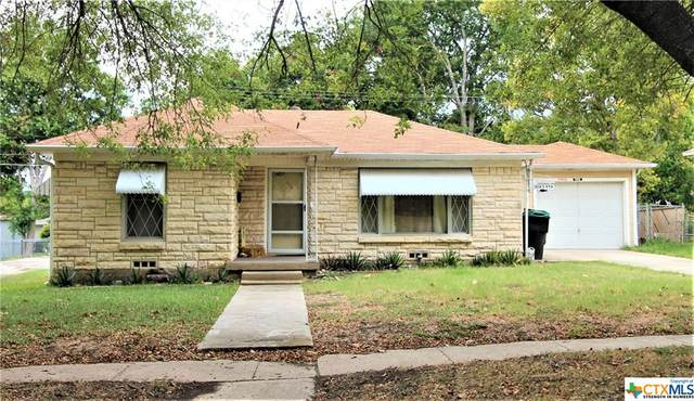 1818 S 9th Street, Temple, TX 76504 (MLS #419748) :: Brautigan Realty