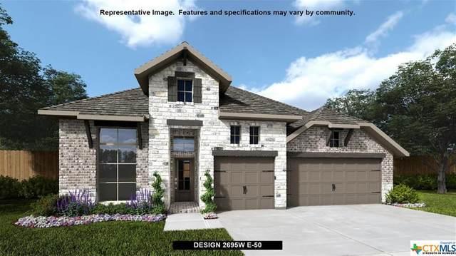 3009 High Meadow Street, Seguin, TX 78155 (#419804) :: First Texas Brokerage Company