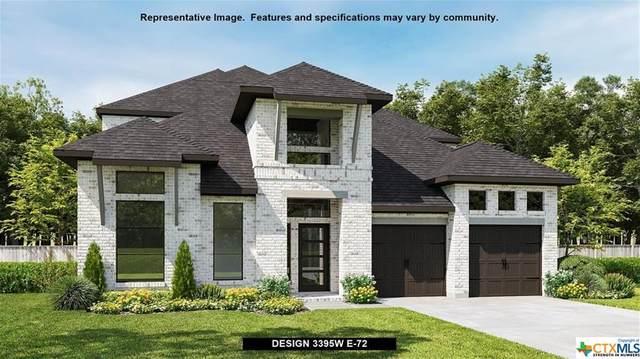 3013 High Meadow Street, Seguin, TX 78155 (#419809) :: First Texas Brokerage Company