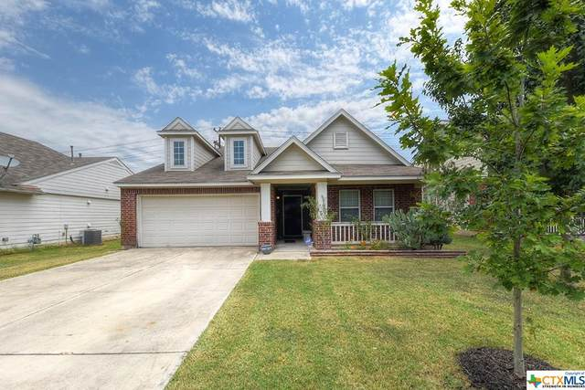 1389 Beechwood Drive, Kyle, TX 78640 (MLS #419882) :: The Real Estate Home Team