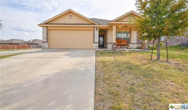 408 W Libra Drive, Killeen, TX 76542 (#419892) :: 12 Points Group