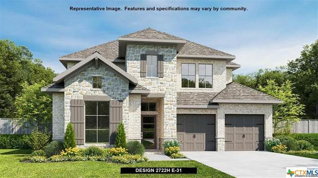 3101 High Meadow Street, Seguin, TX 78155 (#419907) :: First Texas Brokerage Company