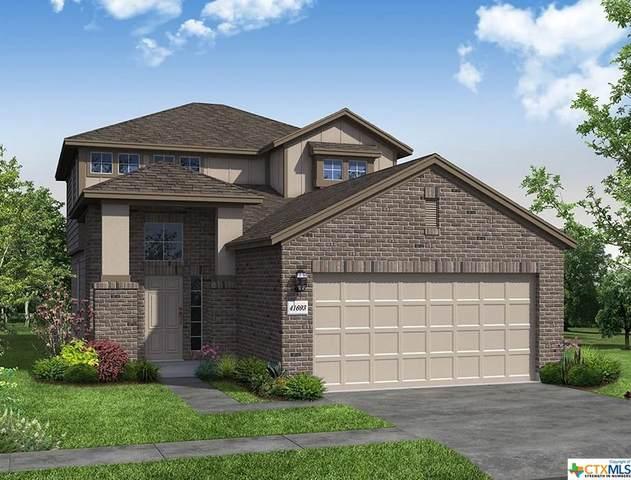 3225 Starflower, New Braunfels, TX 78130 (MLS #420075) :: The Real Estate Home Team