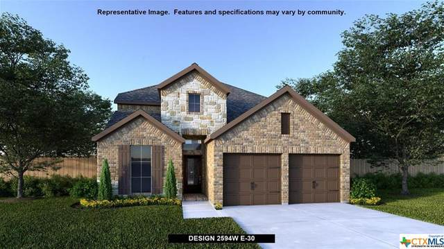 663 Arroyo Sierra, New Braunfels, TX 78130 (MLS #420110) :: The Zaplac Group
