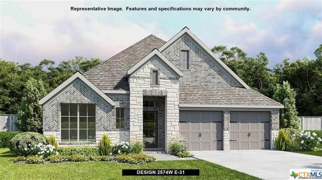 1916 Edgecreek, Seguin, TX 78155 (MLS #420122) :: The Real Estate Home Team