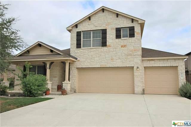 2749 Scarlet Tanger, New Braunfels, TX 78130 (MLS #420134) :: The Zaplac Group