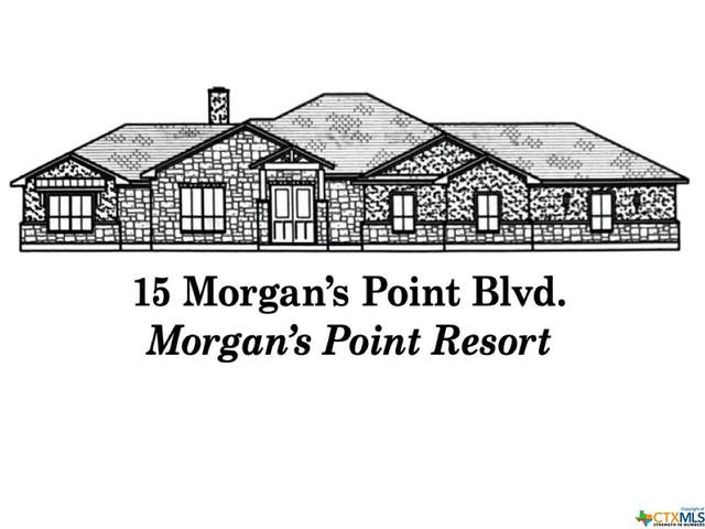 15 Morgans Point Boulevard, Belton, TX 76513 (MLS #420136) :: The Real Estate Home Team