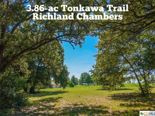 3.86-ac Tonkawa Trail, Corsicana, TX 75109 (MLS #420219) :: Kopecky Group at RE/MAX Land & Homes