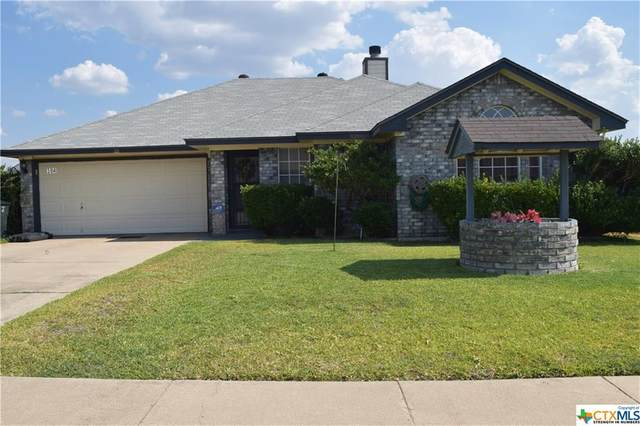 3814 Oak Valley Drive, Killeen, TX 76542 (MLS #420409) :: The Real Estate Home Team