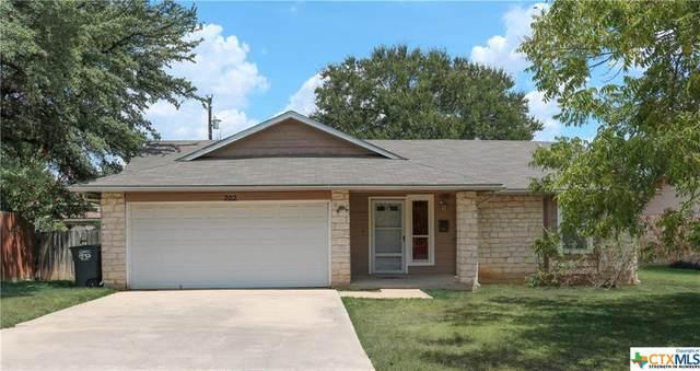 202 Woodstone Drive, Georgetown, TX 78628 (MLS #420497) :: RE/MAX Family