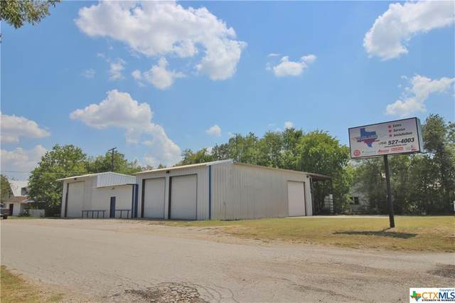 256 N Highway 95 Highway, Bartlett, TX 76511 (MLS #420500) :: The Zaplac Group