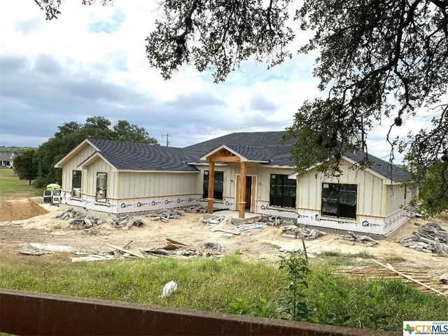 701 Mill Creek Drive, Salado, TX 76571 (MLS #420541) :: The Real Estate Home Team