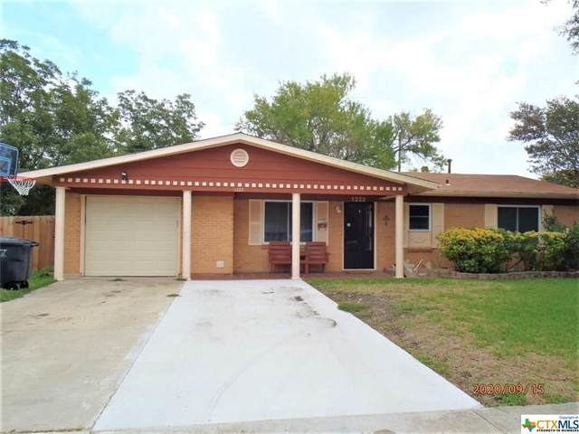 1222 Bonnie Drive, Killeen, TX 76549 (MLS #420749) :: The Real Estate Home Team