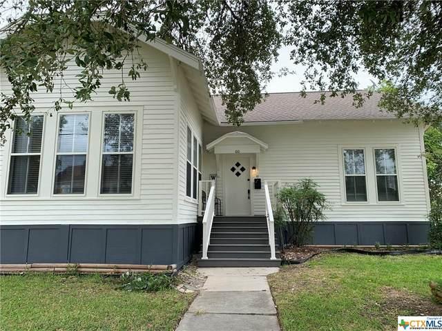 100 N Ridge Street, Hallettsville, TX 77964 (MLS #420832) :: The Zaplac Group
