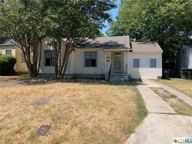 810 N 8th Street, Temple, TX 76501 (MLS #420845) :: Kopecky Group at RE/MAX Land & Homes