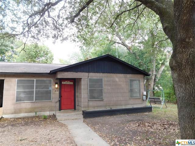 210 Darst Street, Gonzales, TX 78629 (MLS #420889) :: The Zaplac Group