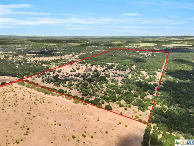 2020 County Road 228, Lampasas, TX 76550 (MLS #420921) :: The Real Estate Home Team